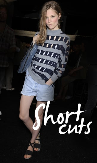 What To Wear Them With Shorts | Summer 2011 Trends