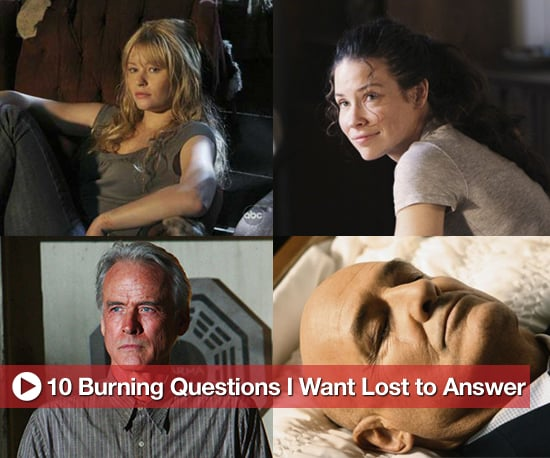 Top Mysteries of Lost