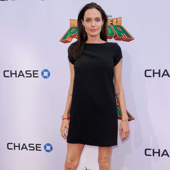 Angelina Jolie Rents Denise Richards's