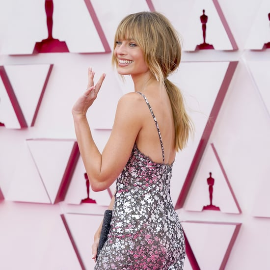 Margot Robbie's Chanel Dress at the 2021 Oscars