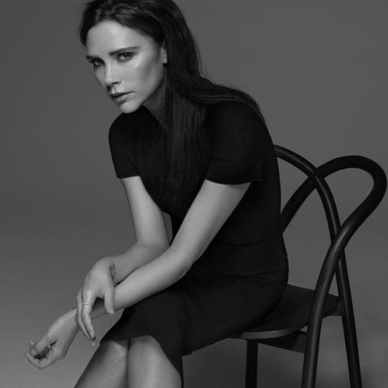 Victoria Beckham Makeup For Estee Lauder