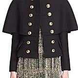 Burberry Military Cape Coat ($2,595)