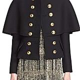 Burberry Military Cape Coat ($2,595)