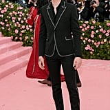 Could've Been Campier: Shawn Mendes in Saint Laurent