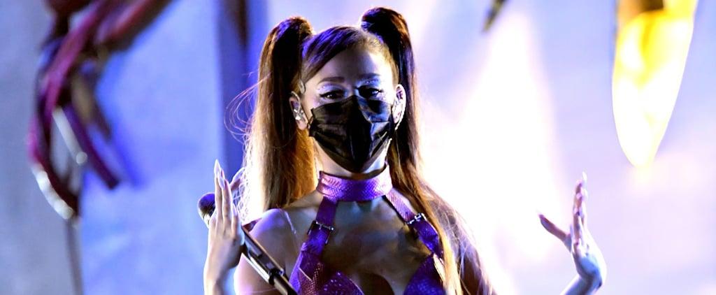 Ariana Grande's Outfit at the MTV VMAs 2020