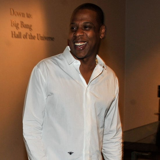 Jay-Z excited about new album.