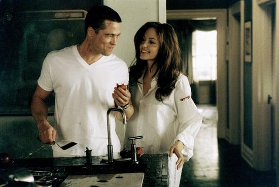 Brad Pitt and Angelina Jolie's Homes Across the World
