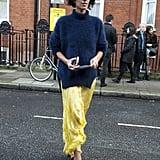 LFW Street Style Day 2
