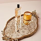 Anthropologie Antiqued Vanity Tray