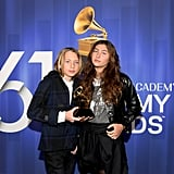 Chris Cornell's Children Accept Grammy Award in His Honour