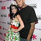 Katy Perry and Travie McCoy