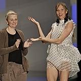 Gisele Bundchen Makes Post-Baby Return to Runway for Colcci