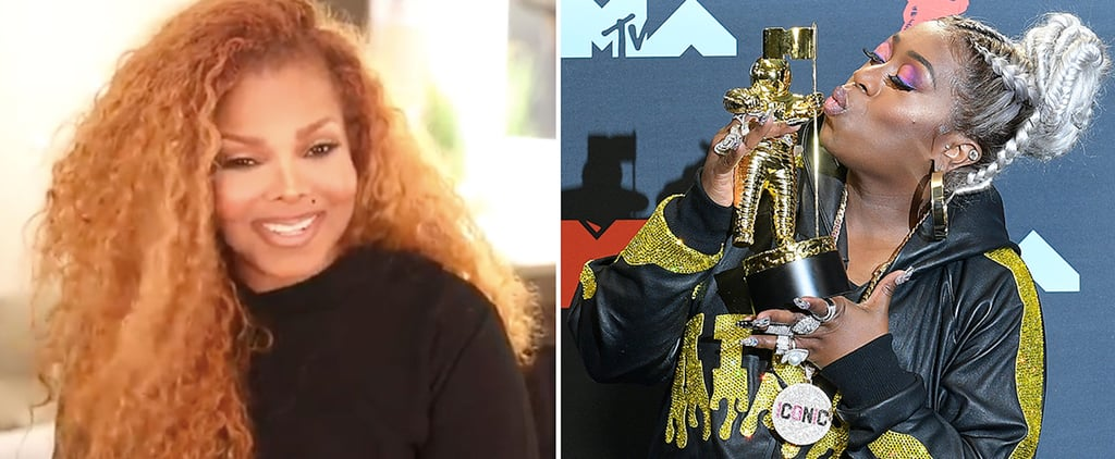 Janet Jackson's Message For Missy Elliott After MTV VMAs