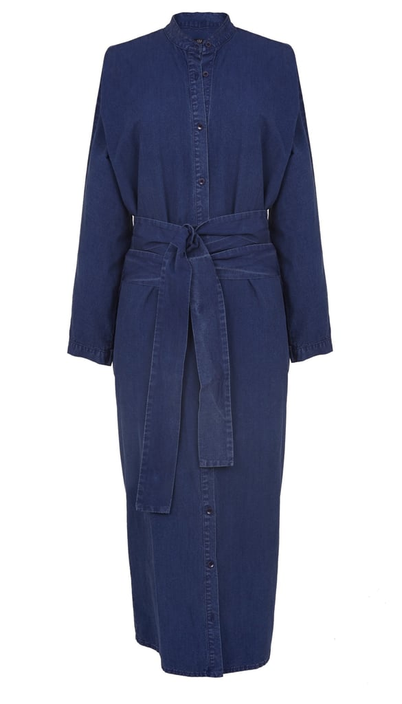 Tibi Lightweight Denim Shirt Dress ($425)