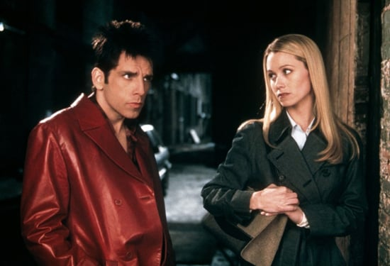 Ben Stiller and Christine Taylor, Zoolander