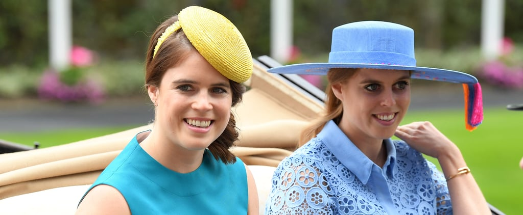 Princess Beatrice and Eugenie Outfits Royal Ascot 2019