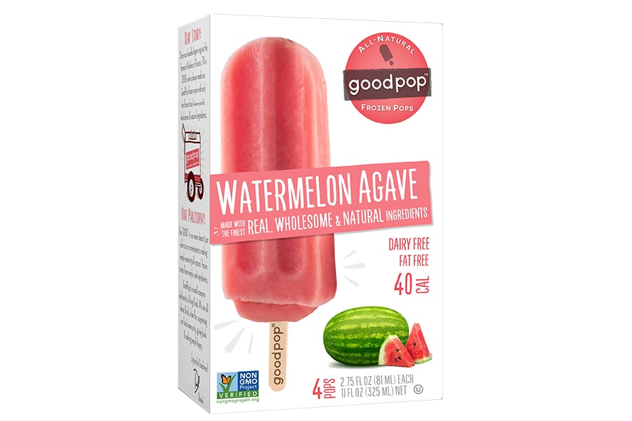 Good Pop Watermelon Agave