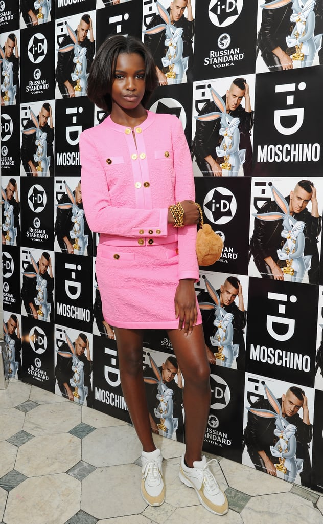 Who Is Leomie Anderson