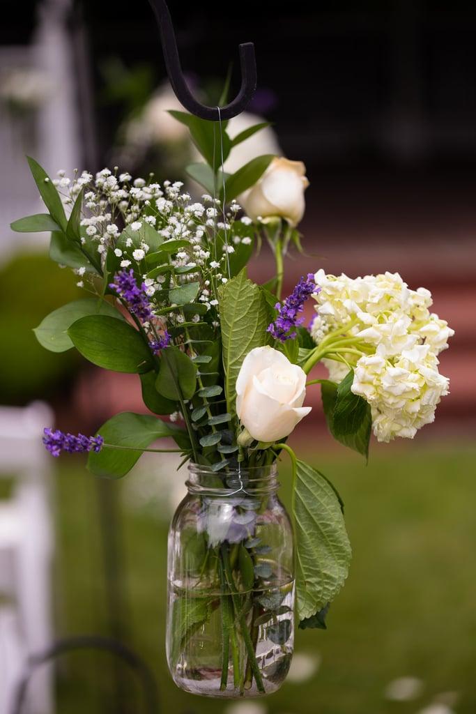 Small Garden Wedding