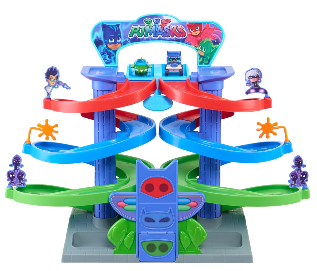PJ Masks Nighttime Adventures Spiral Die-Cast ($50)
