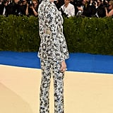 Cara Delevingne Straight Up Looks Like a Sexy Tin Man at the Met Gala