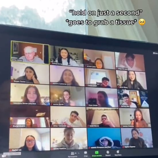Watch Students Surprise Their Professor on Zoom Call