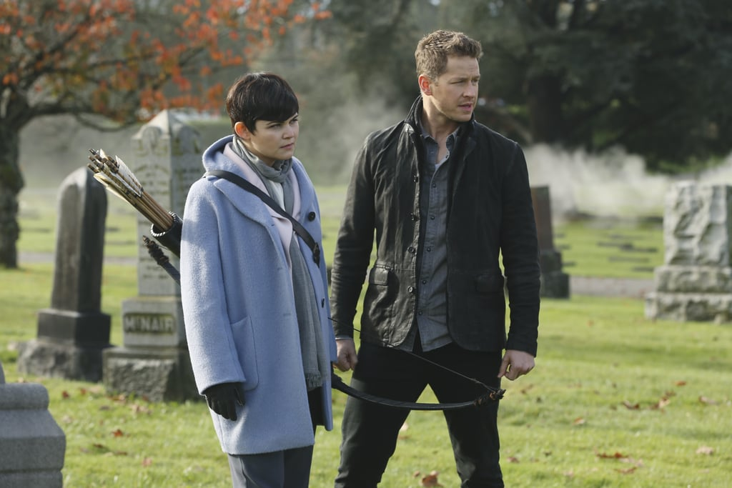 Does Prince Charming Die on Once Upon a Time?