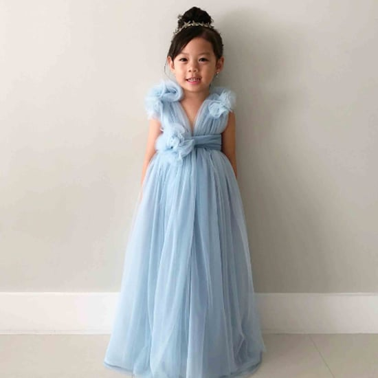 Mom Makes Daughter Crazy Rich Asians Dress
