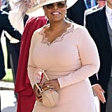 Oprah Winfrey at the Royal Wedding 2018