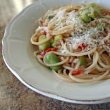 Pancetta and Fava Bean Pasta Recipe