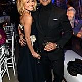 Kelly Ripa and Mark Consuelos made a good-looking pair.