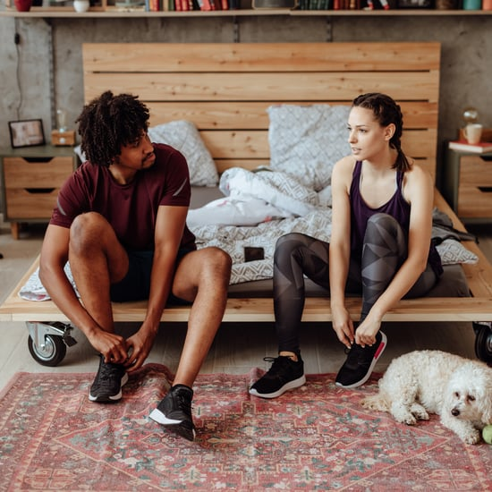 Partner Cardio Workouts You Can Tackle at Home
