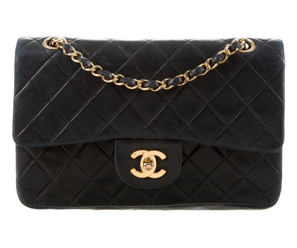 910357d6728702 Chanel Classic Small Double Flap Bag | Chanel Sale | POPSUGAR ...