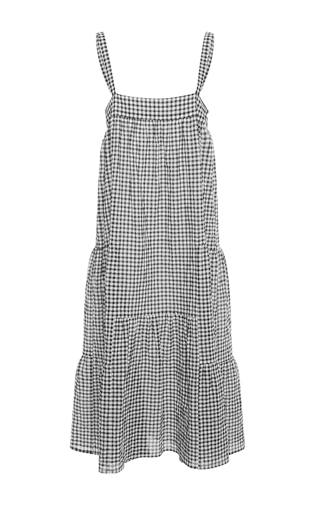 Jenni Kayne Gingham Midi Dress ($450)