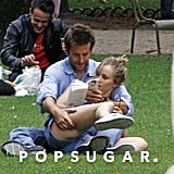 Bradley Cooper and his model girlfriend, Suki Waterhouse, enjoyed a Sunday in Paris this Summer reading Lolita.