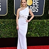 Reese Witherspoon at the 2020 Golden Globe Awards