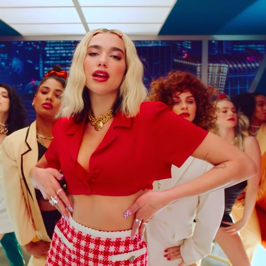 "Watch Dua Lipa's ""Break My Heart"" Music Video"