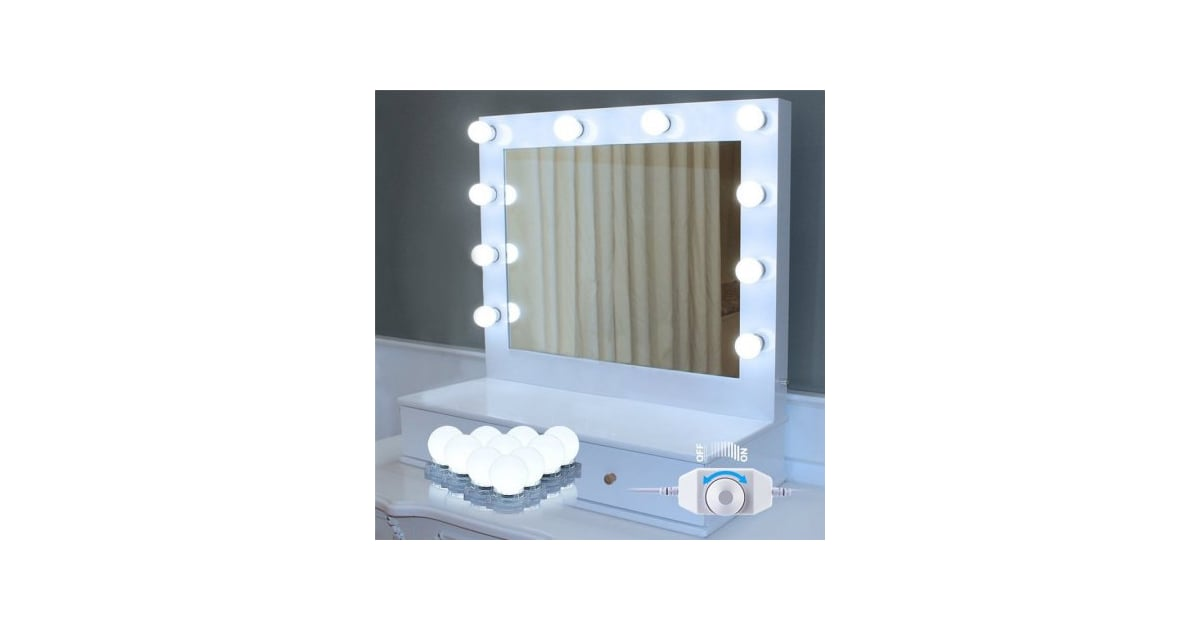 Hollywood Style Led Vanity Mirror Best Makeup Mirrors