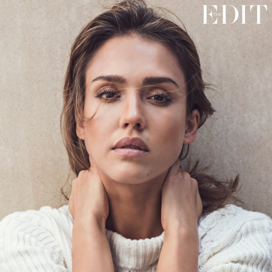 Jessica Alba in Net-a-Porter's The Edit November 2015