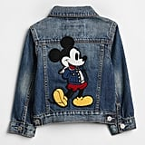 Disney Mickey Mouse Denim Jacket