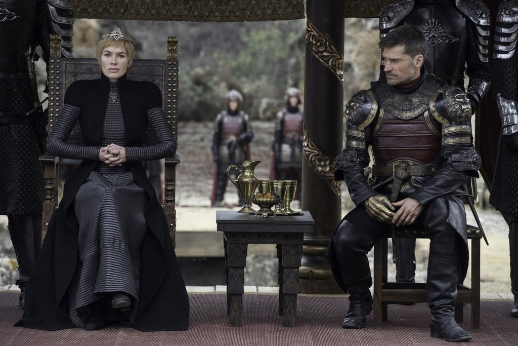 The White Walker Summit in King's Landing Begins