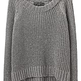 Pop this cozy sweater over a collared shirt or floaty dress to beat the classroom chill. Rag & Bone Sandra Pullover ($350)