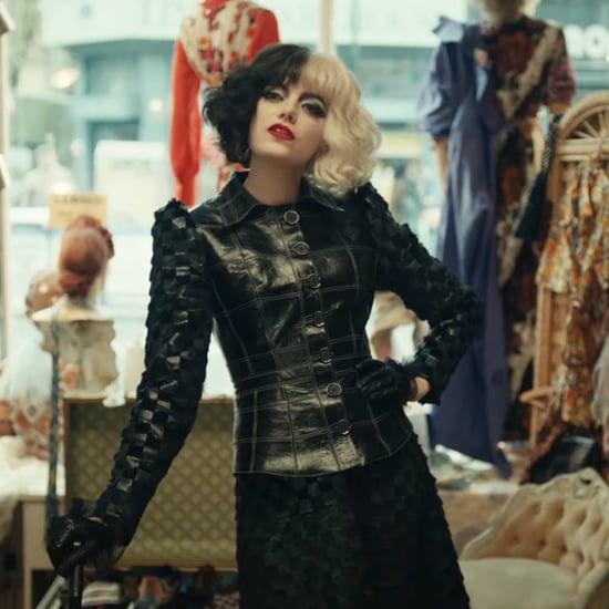 See Emma Stone's Costumes in Disney's Cruella Trailer