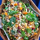 Winter Quinoa Salad With Butternut Squash