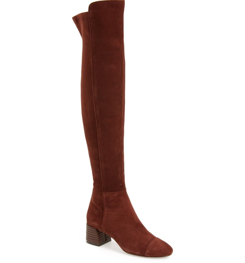 Tory Burch Nina Over the Knee Boot
