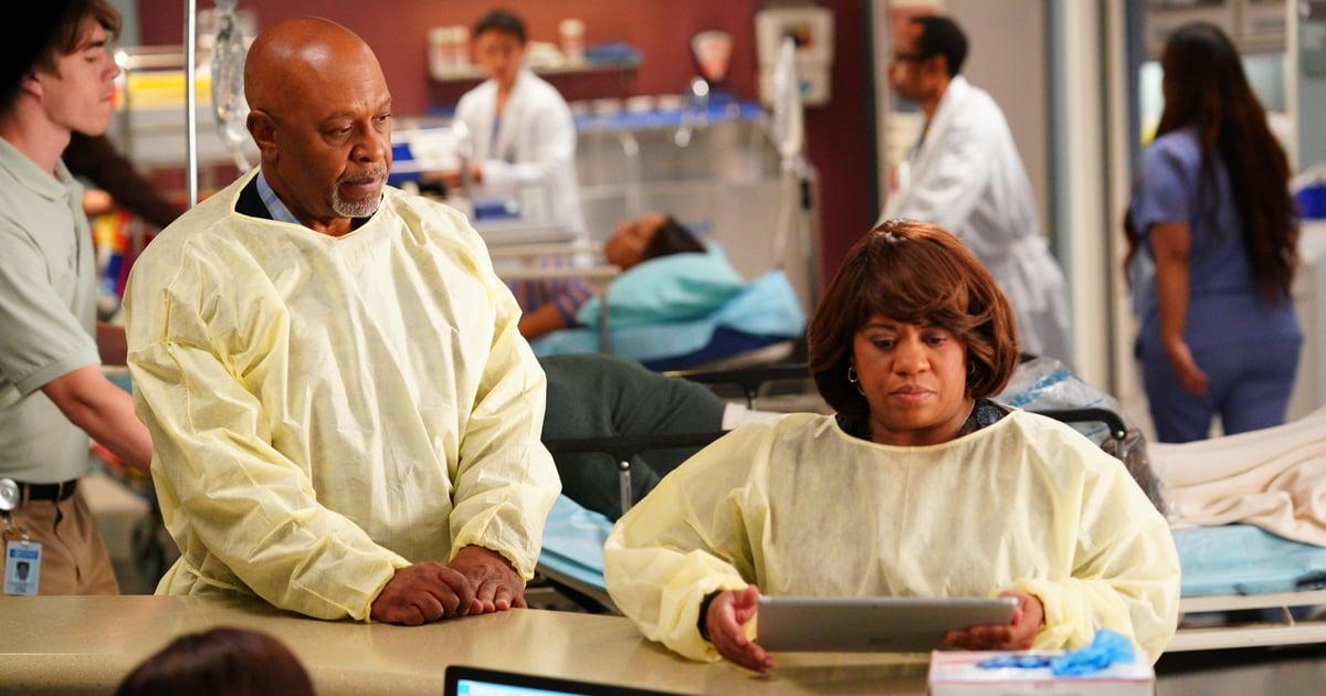 Grey's Anatomy Is Already Planning to Tackle the Coronavirus Pandemic in Season 17
