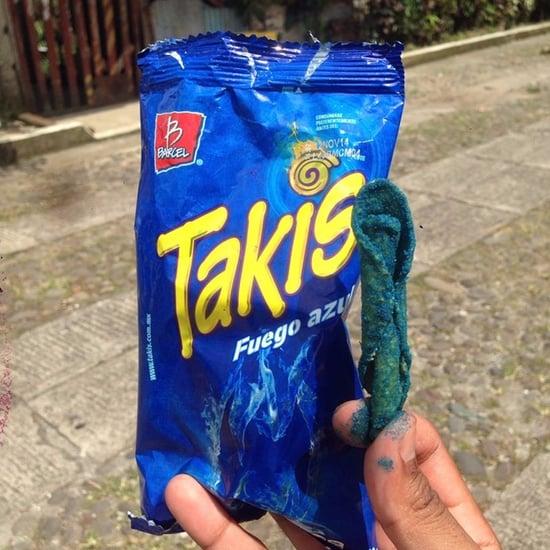 Takis Fuego Azul