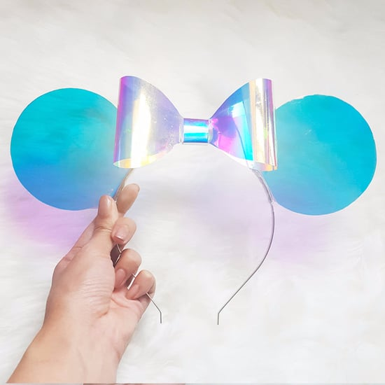 Iridescent Mickey Mouse Ears