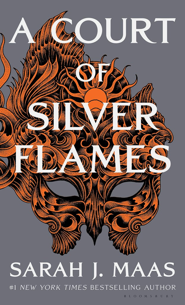 Books Like A Court of Silver Flames by Sarah J. Maas