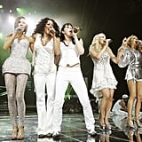 Spice Girls World Tour Group Outfits